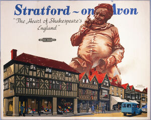 'Stratford-on-Avon, The Heart of Shakespeare's England', 1947.