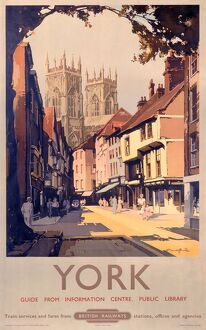 <b>York and Yorkshire</b><br>Selection of 52 items